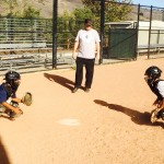 Home Plate Drills